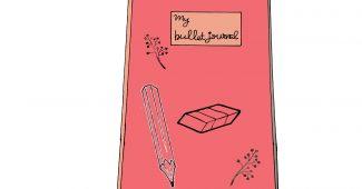 bullet journal blijven leren