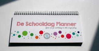 Schooldagplanner Blijven Leren