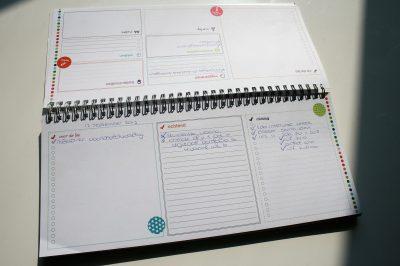 schooldagplanner 1