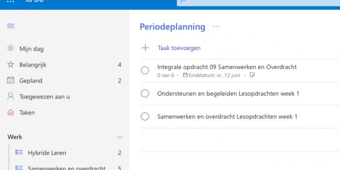 Microsoft to do blijven leren