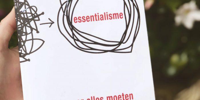 Essentialisme Blijven Leren