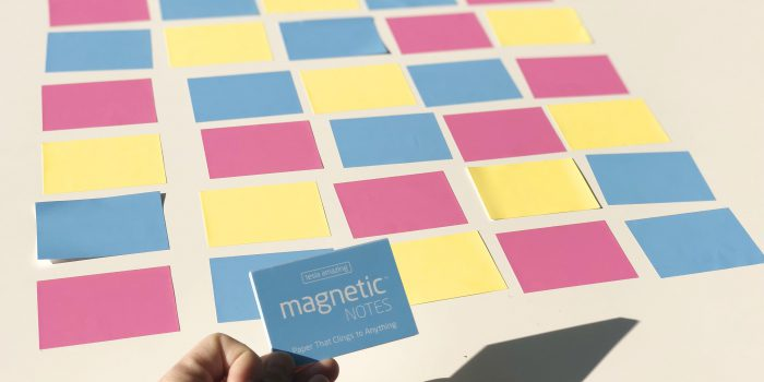 Magnetic notes Blijven Leren