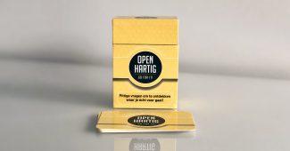 Open Hartig Go For It Blijven Leren