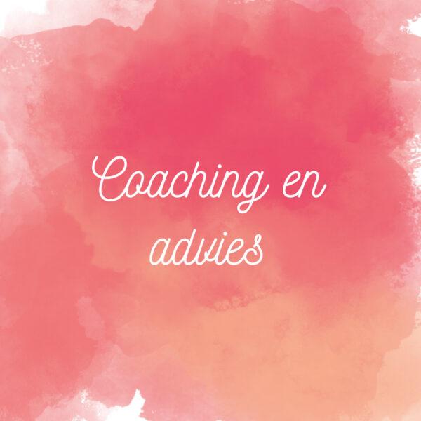Coaching en advies Blijven Leren