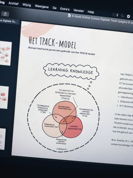 online cursus digitale tools Blijven Leren